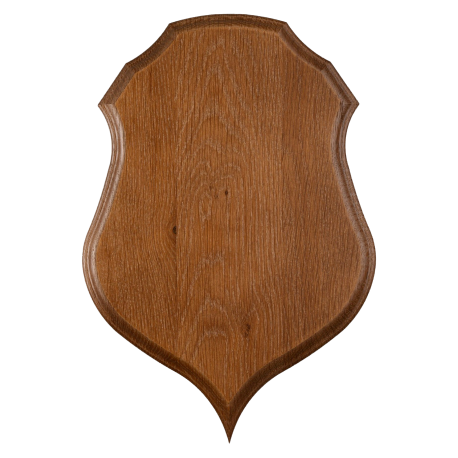 Ecusson Chevreuil spécial plaque gravée