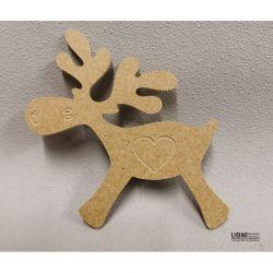 Caribou à décorer