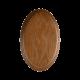 Ecusson Ovale